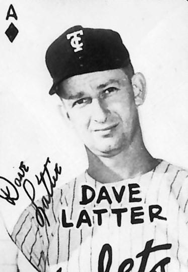 David James Latter