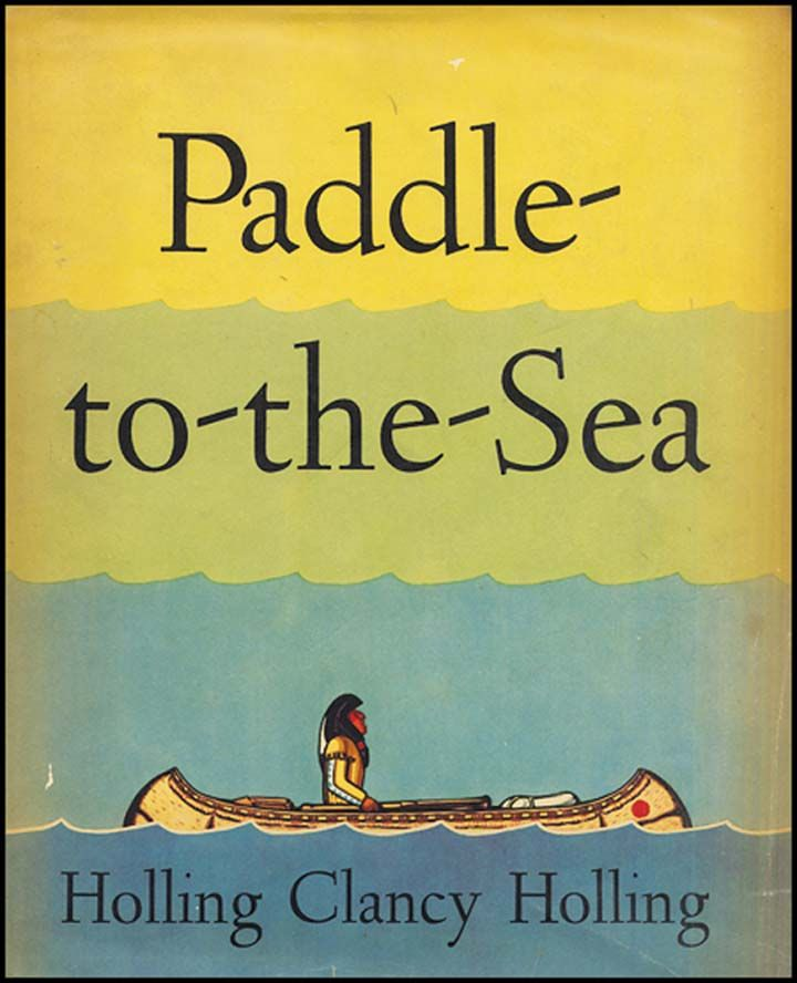 Paddle to the Sea Book Cover